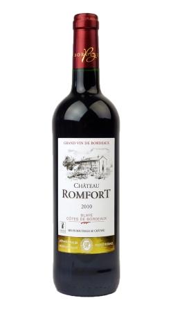 Romfort - Blaye Côtes de Bordeaux