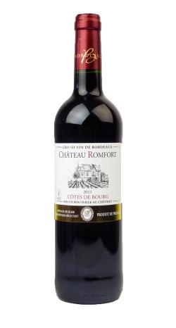 Romfort - Côtes de Bourg